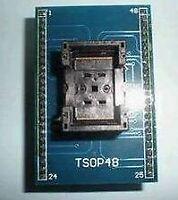 Convertitore Adattatore da TSOP48 a DIp48 Mis. spaziatura 0.5mm