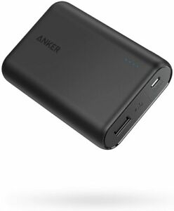 Anker PowerCore 10000 Portable Charger, One of The Smallest and Lightest 10000mA