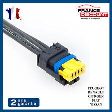 Connecteur avec cable pompe a gasoil Renault Megane Scenic Laguna = 8201348602