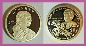 2020-S Native American Sacagawea Proof Dollar