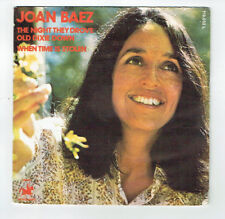 "Joan BAEZ Vinyl 45T 7"" THE NIGHT THEY DROVE OLD DIXIE DOWN -VANGUARD 119032 RARE"