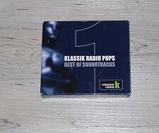 Klassik Radio Pops Best of Soundtracks Vol. 1 Klassik Radio (Audio-CD)