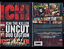 Ichi The Killer & Ichi Origin - Uncut 2-Disc Duo Edition - Rare, Hard To Find