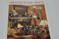 """May 1999  """"Architectural Digest"""" Magazine - John Travolta's Home on Cover"""