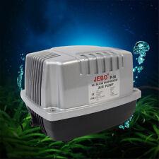 JEBO Large Air Pump 220~240V For Aquarium Fish Tank Pond Air Bubble Oxygen Pump