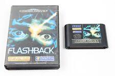 FLASHBACK Sega Mega Drive PAL BOXED