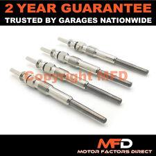 4x Diesel Heater Glow Plugs For BMW 1 3 5 Series E81 E87 E46 E90 E91 X3 2.0 520