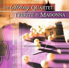 FREE US SHIP. on ANY 2 CDs! USED,MINT CD P. Madonna / Leonard, W. Madonna: Strin