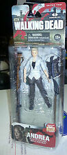 2013 McFarlane Toys The Walking Dead Series 4 Andrea Action Figure AMC