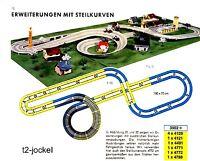 Faller AMS  -- Schienenmaterial für eine Komplettbahn !