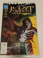 Magic The Gathering Jedit Ojanen #1 March 1996 Armada Acclaim W/ Card