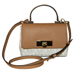Michael Kors CROSSBODY VANIL NS, Bag, handbag, top handle, mini bag