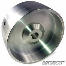 "2"" x 72"" Belt Grinder Drive Wheel 4"" diameter, High Quality  - Fast Shipping"