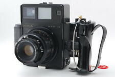 [eb52] Mamiya Universal Press + SEKOR P 127mm 4.7 + 6x9 Holder + Grip Japan
