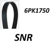 COURROIE PLATE 6PK1750 ALFA ROMEO 156 (932_) 2.4 JTD (932B1) 136ch