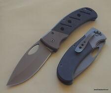 "KA-BAR ""GILA"" G10 HANDLE TACTICAL FOLDING POCKET KNIFE WITH POCKET CLIP"