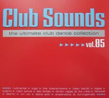 Club Sounds - Vol. 85 (3 CDs) (2018) NEU & OVP