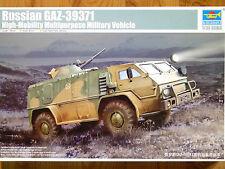 Trumpeter 1:35 gaz-39371 ad alta mobilità MPMV veicolo militare russo kit modello