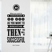 """Napoleon Hill Inspirational Motivational Wall Quote Decal Do Great things 12x38/"""""""