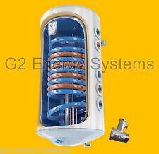 150 L Warmwasserspeicher mit 2 Wärmetauscher Kombispeicher Boiler Solarspeicher