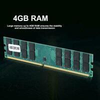 Ram/Memory 4GB DDR2 PC2-6400 800MHz Memory Module DIMM Desktop 240Pin PC for AMD