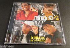 GRUPO MANIA / LA HORA DE LA VERDAD / CD / MINT