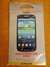 Samsung Galaxy S3 / SIII (Verizon) Screen Protector / Display Protector