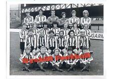 Original Football Press Phot - Sunderland AFC 1978/79