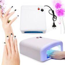 Professional Nail Dryer UV  Lamp Machine For Shellac Gel Hand Feet Spa Tool 36W