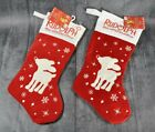 Gemmy Industries Corp. Rudolph The Red Nosed Reindeer Christmas Stocking