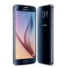"Samsung Galaxy S6 SM-G920A 5.1"" Débloqué d'usin Smartphone TéléPhone 32 Go-Noir"