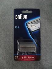 "Braun 31S Scherfolie ""NEU"""