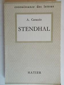 StendhalCaraccio armandhatier1951connaissance lettresletteratura francia 83