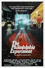 Philadelphia Experiment Poster 01 A2 Box Canvas Print