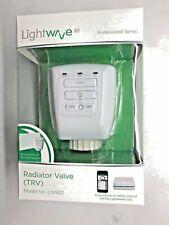 """Smart TRV : Lightwave """"RADIATOR VALVE Model No. LW922 (Gen 1 & 2 )"""
