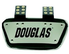 "New Douglas Football Junior JP Series 4"" Attach Back Kidney Spine Plate AJBPB"