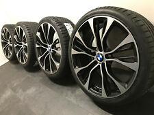"Original BMW X3 F25 X4 F26 Styling M599 21"" Sommerräder NEU 6861374&75 Hankook"
