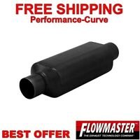 """Flowmaster Hushpower DBX Muffler 2.5/"""" 304SS 12514310"""