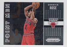DERRICK ROSE 2015-16 Panini Prizm Basketball Point Men #9 Bulls