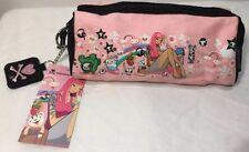 NWT RARE Original Tokidoki Small Zip Travel Bag