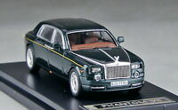 1/64 Scale Rolls-Royce Phantom VII Green Diecast Car Model Collection Toy Gift