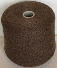 Wolle Garn 65 % Alpaka Schurwolle Bobbel Konen Strickmaschine Strickgarn 950 Gr