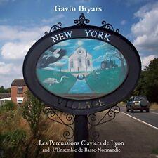 avin Bryars - Gavin Bryars New York [CD]