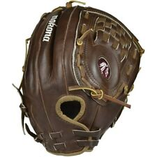 WS-1350C-Right Hand Throw Nokona Walnut 13.5 inch Softball Glove WS-1350C