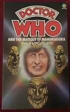 Doctor Who And The Masque Of Mandragora By Philip Hinchcliffe Target Books 1982