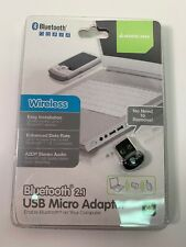 IOGEAR USB 2.1 Bluetooth Wireless Micro Adapter (GBU421WM) New & Factory sealed