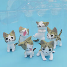1x Anime Chi's Sweet Home Cute Cat Kitten Decor Models Doll Toy Figure Gift Mini