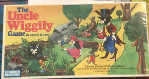 NIB SEALED 1979 Uncle Wiggily Board Game by Milton Bradley. Awesome Find. Nice!!