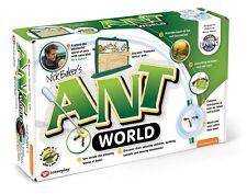 Ant World Farm Amazing Childern Science Kids Fun Set Animals Garden Outdoor