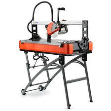 Baumr-ag Wet-Cutting Table Tile Saw BTS200